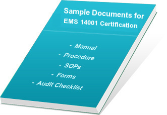 ISO 14001 : 2004 EMS Total Documentation Kit