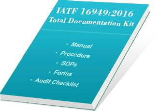 IATF 16949 documents