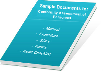 iso 17024 certification documents with manual procedures audit rh certificationconsultancy com ANSI ISO IEC 17024 ISO SOP Template