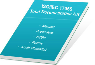 ISO 17065 Total Documentation Kit