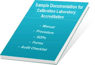 Calibration lab documents Manual