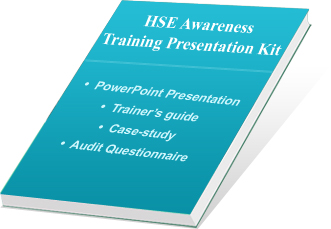 HSE Training Presentation ppt