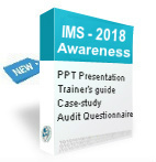 IMS Auditor Training