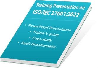 isms auditor training presentation iso 27001 certification