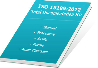ISO 15189 Documents Manual