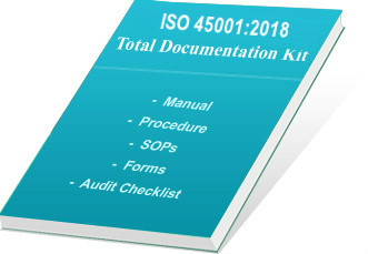 ISO 45001 Documents