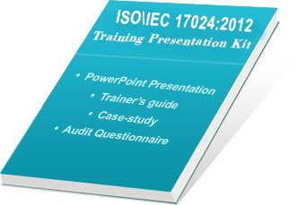 ISO 17024 Auditor Training Presentation Kit