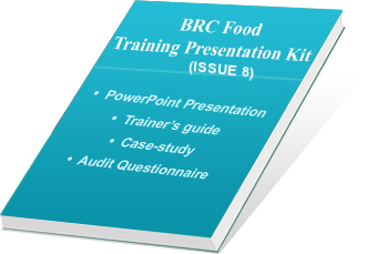 BRC Food Total Presentation Kit