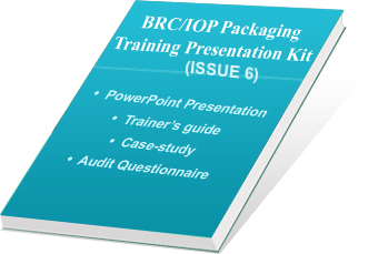 BRC/IOP Packaging Training