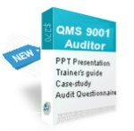 ISO 9001-2015 auditor training